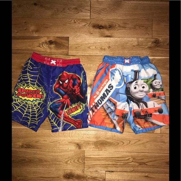 55e98ba4a6 Swim | Boys Ming Trunks Size 4t | Poshmark
